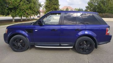 Ачхой-Мартан Range Rover Sport