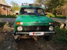 Апшеронск 4x4 2121 Нива 1987