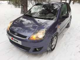 Барнаул Ford Fiesta 2008