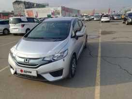 Слюдянка Honda Fit 2014