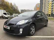 Москва Prius 2010