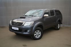Мытищи Hilux Pick Up 2014