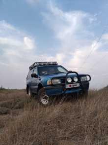 Нижнегорский Frontera 1994