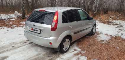 Челябинск Ford Fiesta 2007