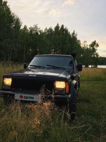 Звездный Cherokee 1993