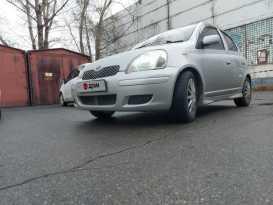 Абакан Toyota Vitz 1999