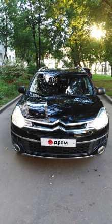 Москва C-Crosser 2011