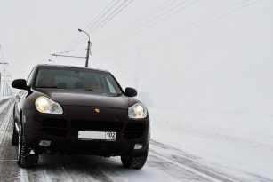Уфа Cayenne 2006