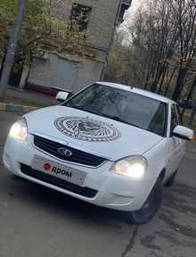 Москва Приора 2012
