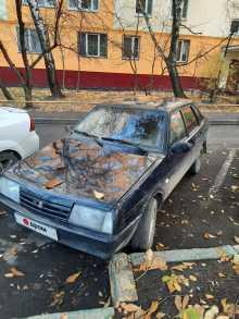 Москва 21099 1997