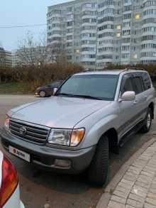 Казань Land Cruiser 2004