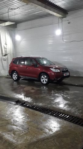 Салават Forester 2014