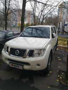 Москва Pathfinder 2012