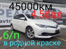 Иркутск Toyota Auris 2016