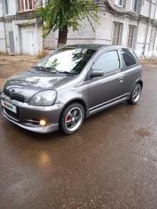 Воронеж Vitz 2000