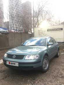 Москва Passat 2000