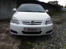 Краснодар Corolla Runx 2004