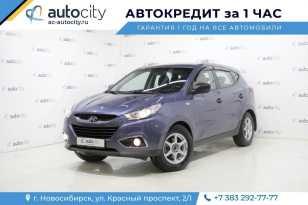 Новосибирск Hyundai ix35 2011