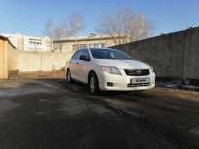 Ангарск Corolla Axio 2011