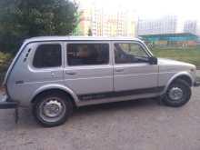 Новочебоксарск 4x4 2131 Нива 2008
