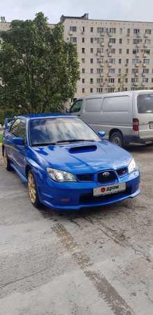 Новороссийск Impreza WRX STI