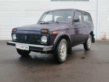 Ржев 4x4 2121 Нива 2002
