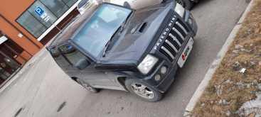 Абакан Pajero Mini 2003