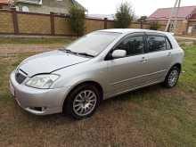 Симферополь Corolla Runx 2003
