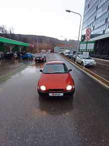 Уфа Corolla 1997