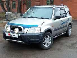 Омск Honda CR-V 1996