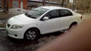 Братск Corolla Axio 2011