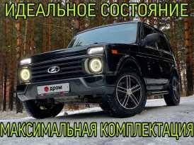 Анжеро-Судженск 4x4 Урбан 2017