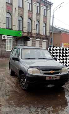 Кимры Niva 2012