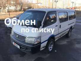 Иркутск Toyota Hiace 2003