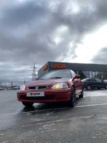 Тольятти Civic 1998