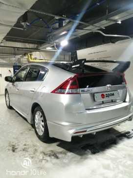Чита Honda Insight 2013