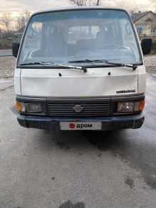 Черногорск Urvan 1991