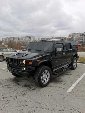 Новосибирск Hummer H2 2003