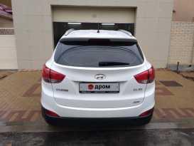 Анапа Hyundai ix35 2012