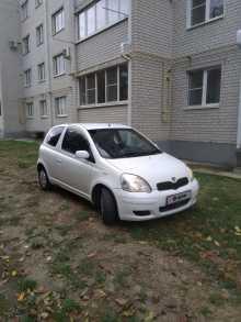 Тихорецк Vitz 2002