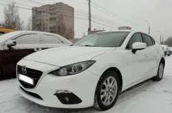 Ижевск Mazda3 2015