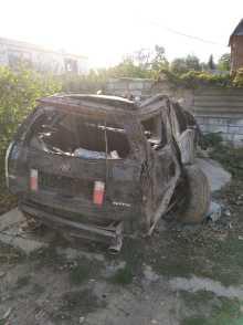 Старый Крым SRX 2008