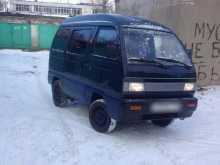 Новосибирск Damas 1997