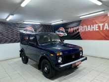 Москва 4x4 2121 Нива 2010