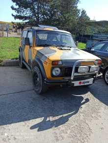 Нижнебаканская 4x4 2121 Нива 1988