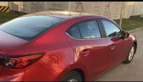 Краснодар Mazda3 2017
