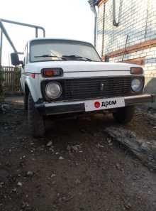 Краснодар 4x4 2121 Нива 1991