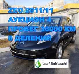 Иркутск Leaf 2011