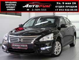 Красноярск Nissan Teana 2015