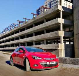 Владивосток Astra GTC 2013